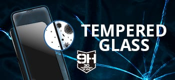 NavJack Tempered Glass