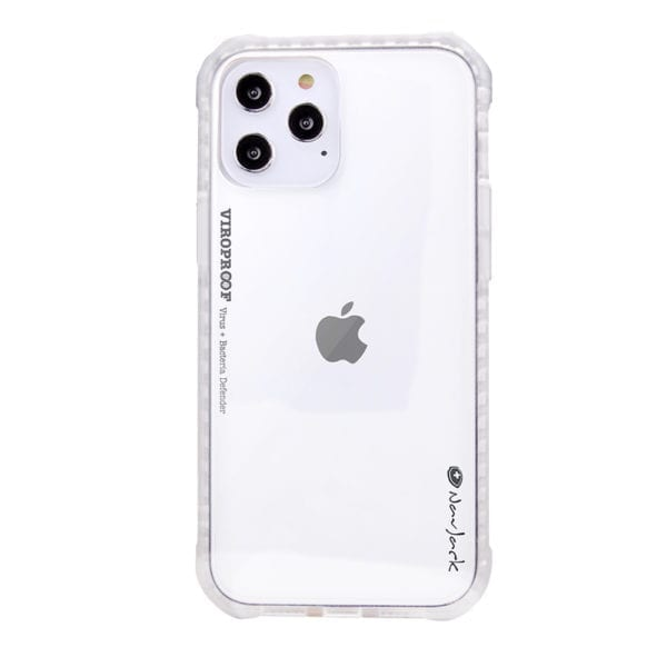 NavJack - ViroProof iPhone Antibacterial and Antiviral Shock Proof Case for iPhone 12